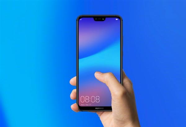 华为:刘海屏只是过渡 未来手机真正全面屏