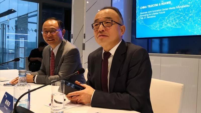颠覆买卖关系:中国电信与华为以BJIC撬动业态变革