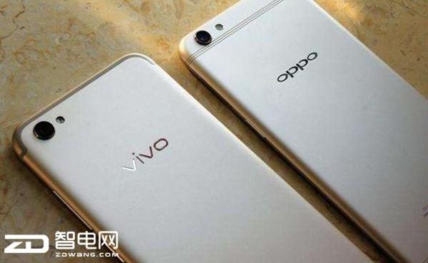 科技来电:模仿苹果 OPPO与VIVO左右切换