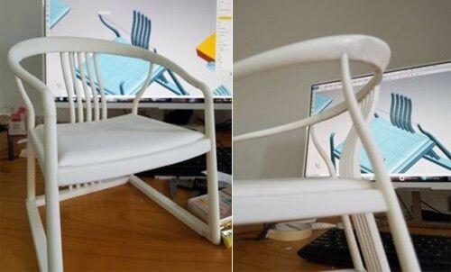 极光尔沃3D打印机 让家具智造更具竞争力