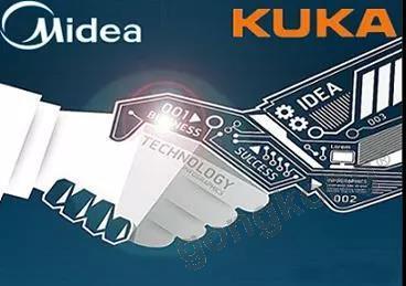 美的库卡设立合资公司 并新建机器人生产基地