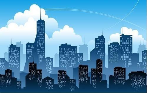 智慧城市可有效缓解城市中带来的压力