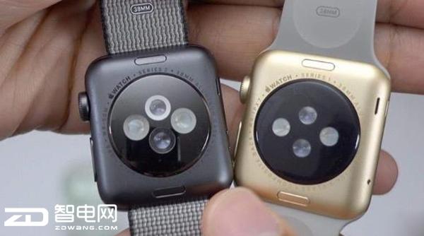 健康小助手 Apple  Watch检测心律失常