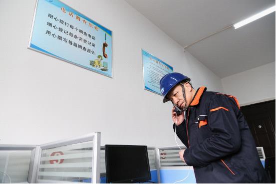 荆州电信:装维快速反应服务保质保量