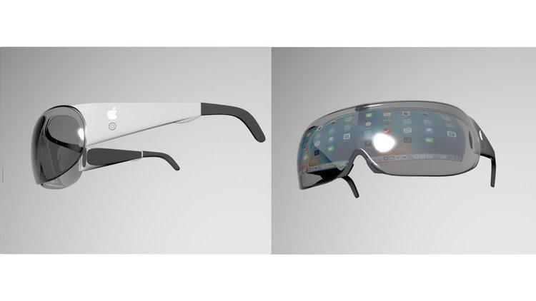 苹果概念眼镜设计展,23款智能眼镜哪款是你心头爱?