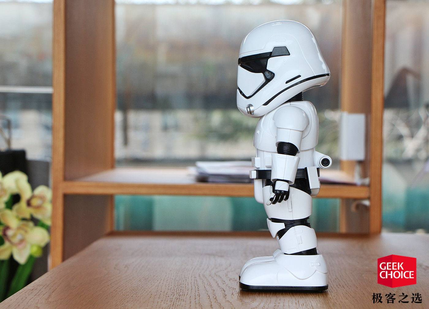 可以把你带到贾库星球的星战机器人,想试试吗?