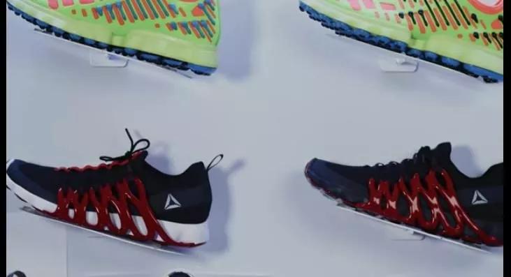 美国REEBOK公司发布3D打印Liquid Floatride运动鞋