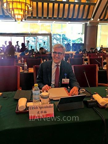 ABB CEO建言人工智能时代中国制造业升级