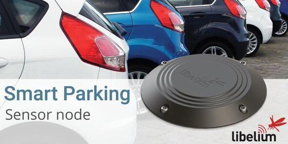 Libelium推出检测精确度高达99%的智能泊车传感器
