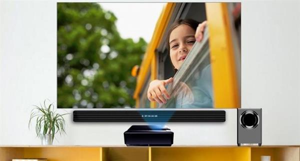 画质PK激光电视 自然光电视是怎么回事