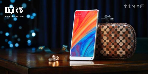 小米MIX 2S DxOMark总评分97:持平苹果iPhone X,领先三星Note 8