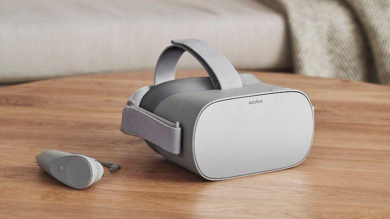 Facebook发布Oculus Go独立头显 配LCD显示屏