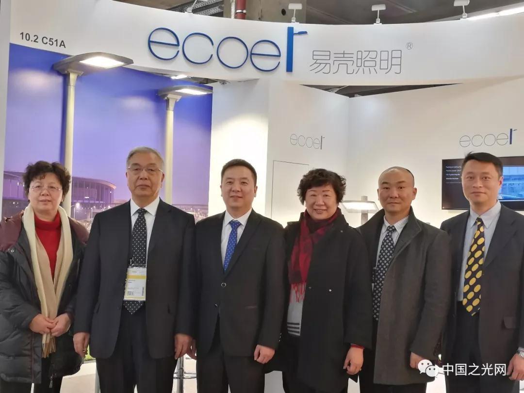 中国照明电器协会理事长陈燕生:德国法兰克福展的前世今生