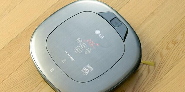 LG推AR扫地机器人,还能当安防监控用