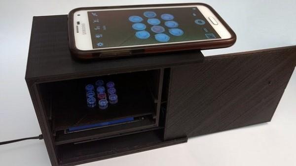 美研究者开发能够利用智能手机进行生物医学测试的MELISA设备