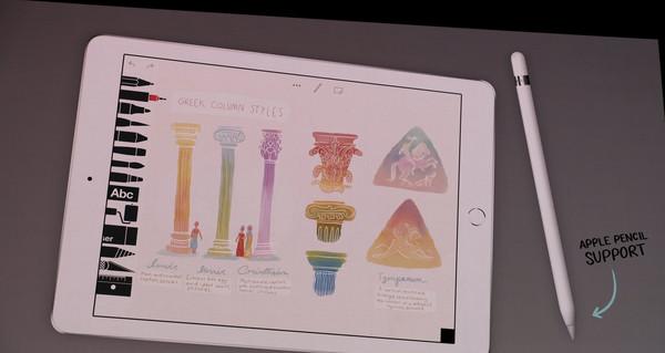 乔布斯多年的夙愿要实现了?新款iPad亮点盘点