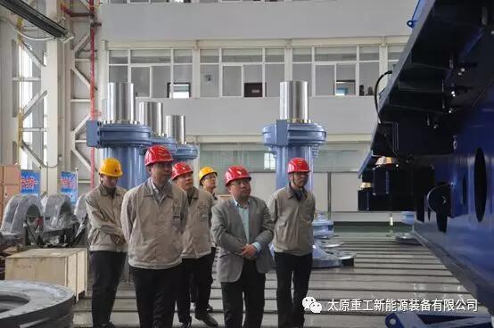太原重工签订山西潞城市61MW分散式风电项目