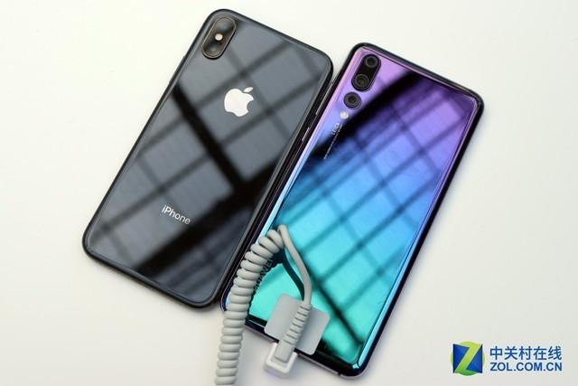 华为P20 Pro对标iPhoneX,争夺手机拍照王座