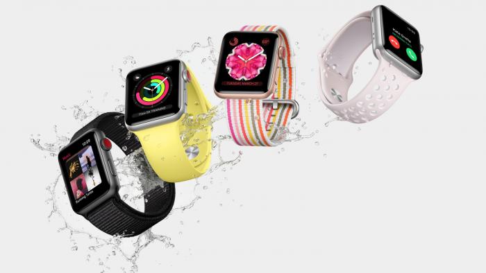 Apple Watch Series 4秋季推出