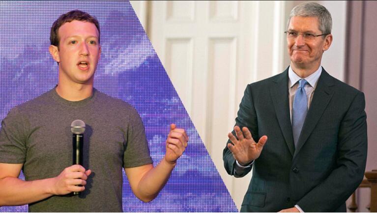 库克批Facebook数据泄露丑闻:苹果不会干这样的事