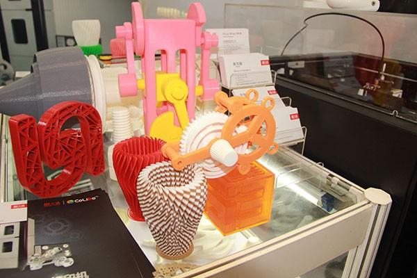 2018深圳机械展——聚焦高人气3D打印展区(图赏)