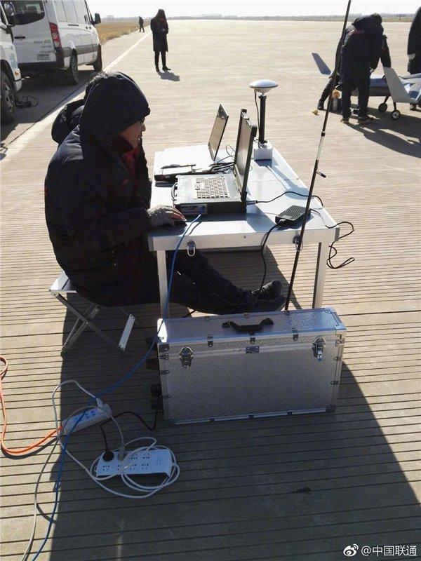 全球首创:中国联通完成4G网络中远程无人机飞行测控试验
