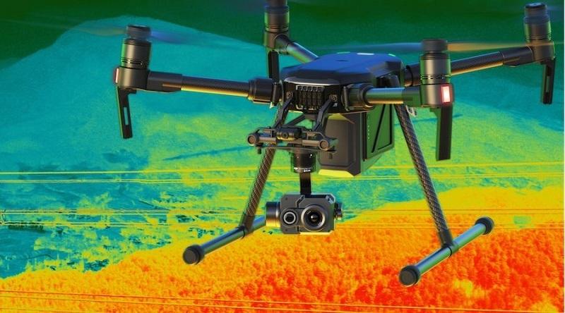 大疆推禅思XT2热成像相机,可让用户更容易识别目标