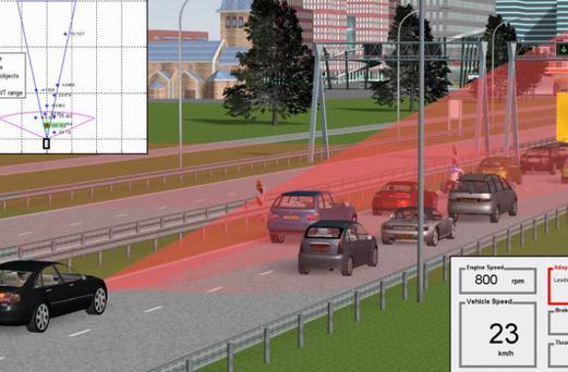 西门子研发新模拟系统 加速自动驾驶测试进程