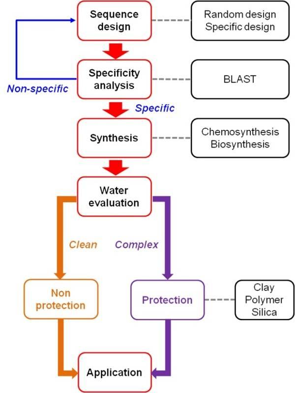 天津大学仰大勇团队EST:DNA示踪系统在水环境保护中的应用