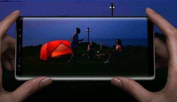 对标iPhone 三星Galaxy Note 9或将在7月份发布