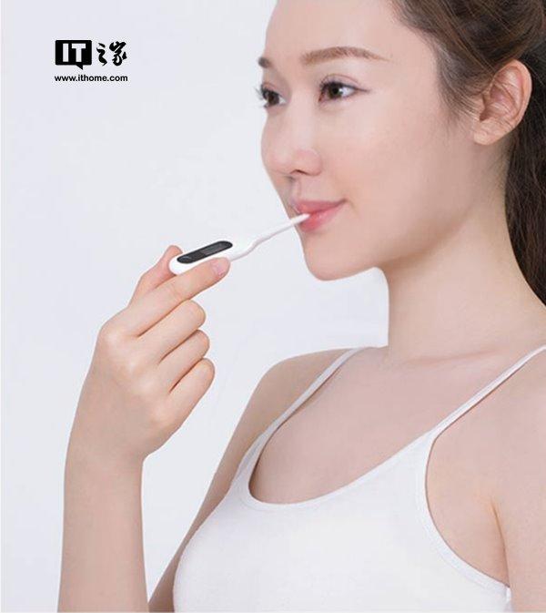 米家发布医用电子体温计:LCD显示