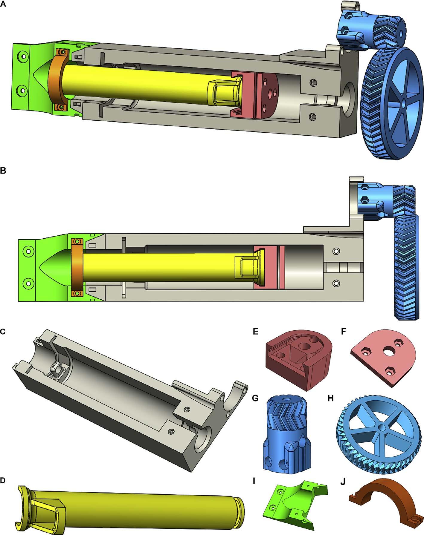 卡耐基梅隆大学发布开源3D生物打印机的设计