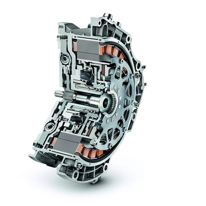 混合动力汽车大有增长空间 P2技术价值凸显
