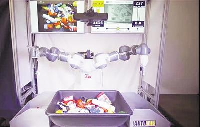 加州伯克利研发最灵活机械手 5年内或可超越人类