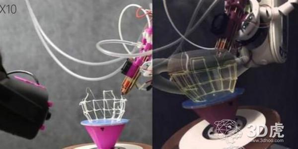 结合VR、CAD和3D打印 这到底是个什么制造技术?