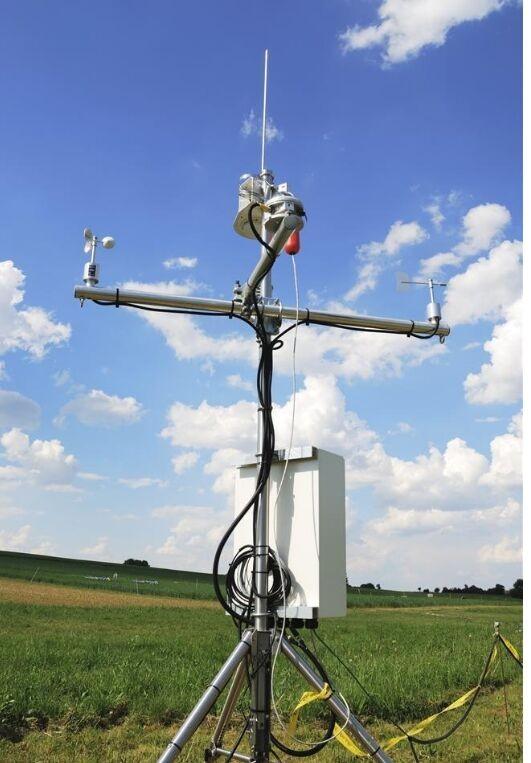 【干货】气象站传感器的维护保养