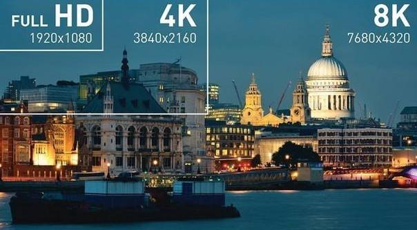 激光/8K/HDR 家用大屏市場關鍵詞解析