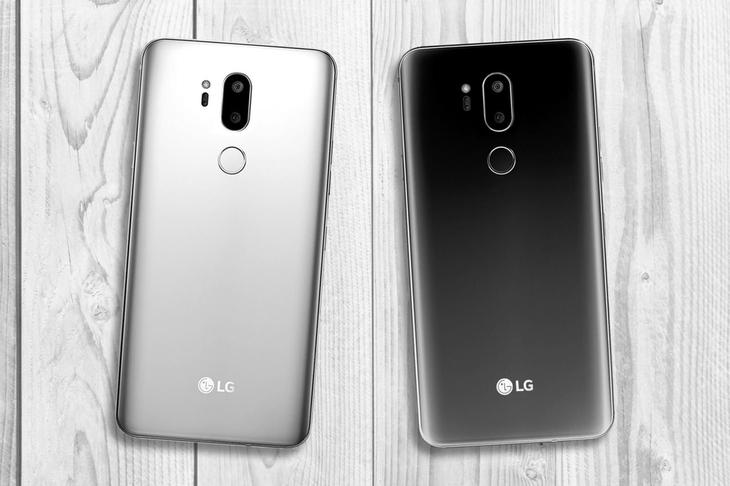 LG G7最新外形曝光 刘海屏设计 搭载骁龙845