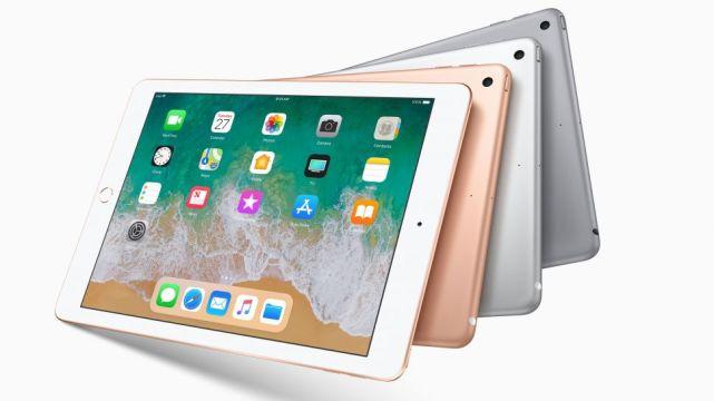 与上一代机型相比 2018年款iPad新在哪里?