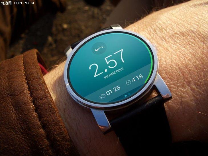问答:为什么很多智能手表都要设计有黑边?