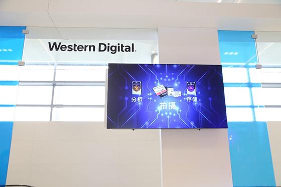 海康威视携手西部数据打造智能监控黑科技