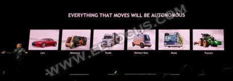 面对自动驾驶的严峻挑战,且看英伟达如何自如应对?