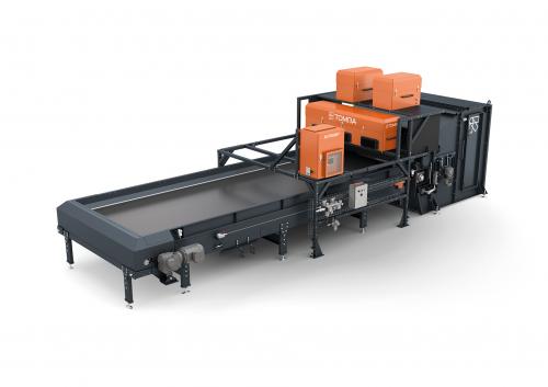 陶朗推出激光多维检测技术 进一步提高可回收材料的纯度