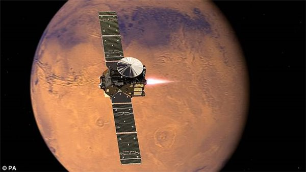 NASA拟在火星部署机器蜂群,帮助探测生命迹象