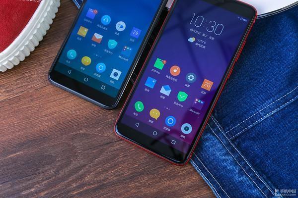 最高6GB大运存 超值热门全面屏手机推荐