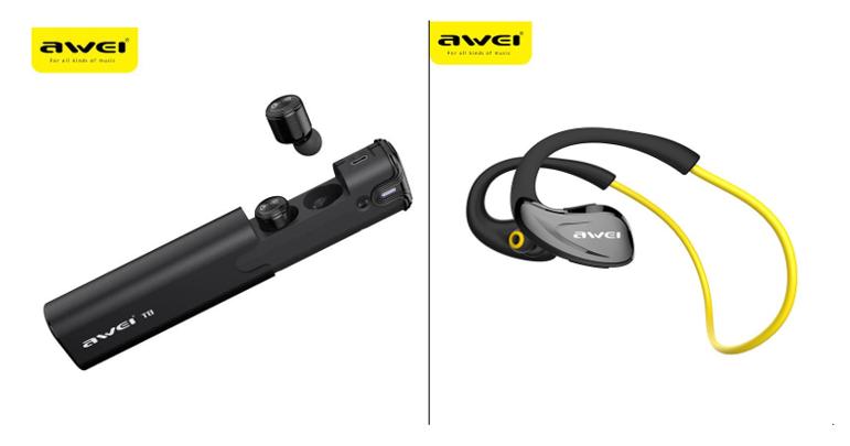 AW EI用维耳机或将打破可穿戴设备软件操作禁锢,用声音操控世界