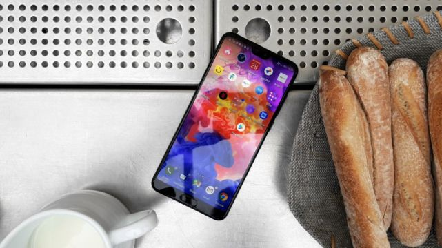 华为新专利 也是可折叠屏幕智能手机