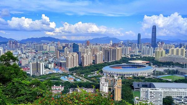 深圳2020年实现新型智慧城市建设