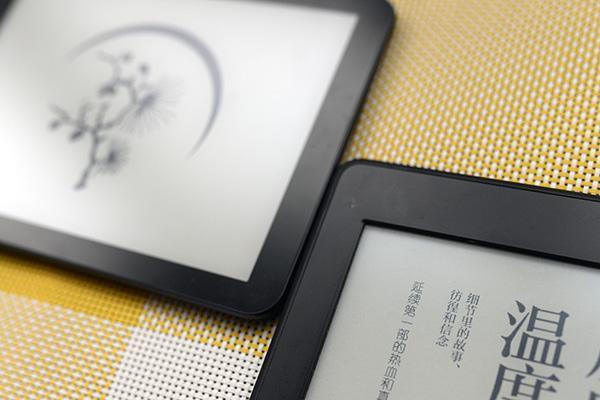 iReader、Kindle对比评测:谁是2018年人气王?