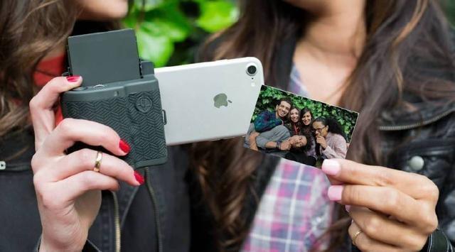 """让iPhone秒变拍立得,还能拍出魔法照片,这个""""手机壳""""你喜欢吗?"""
